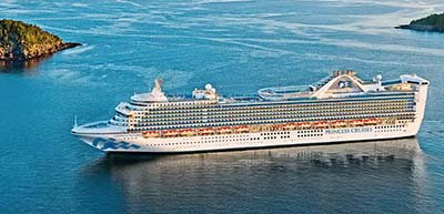 Cruzeiro Princess Cruises